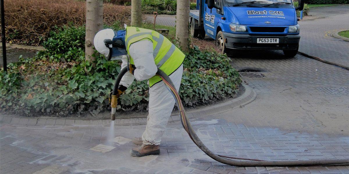 mobile Blast Off UK Blast Cleaning