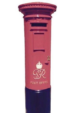 postbox afterCUTOUT